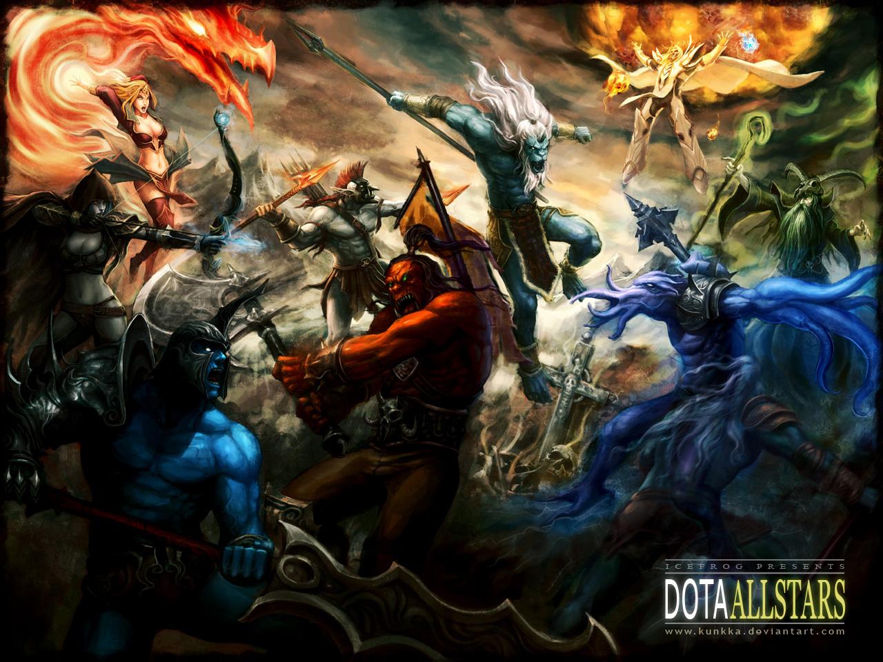 Dota 2 es más complejo que League of Legends